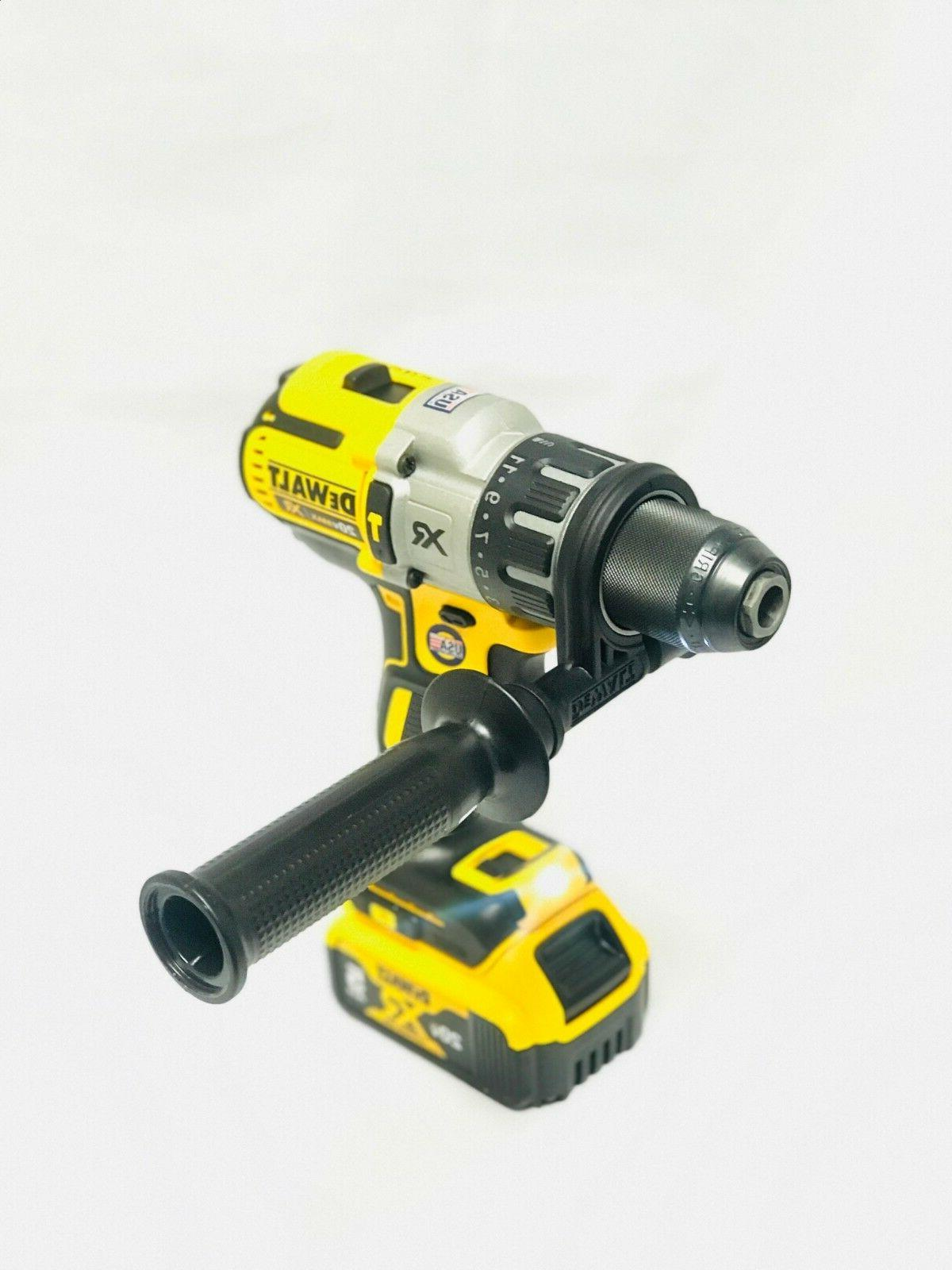 DeWalt DCD996B MAX XR Brushless Hammer Kit