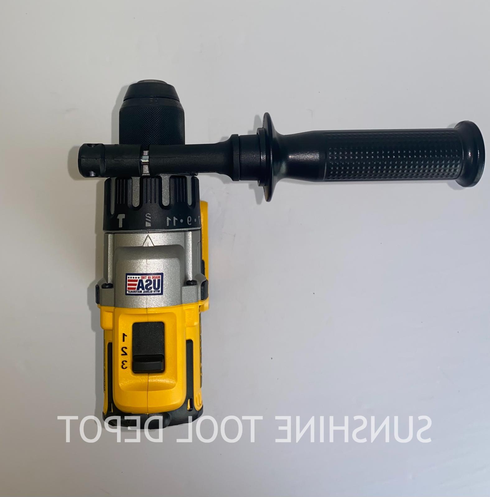 DeWalt XR Cordless 1/2 Hammer
