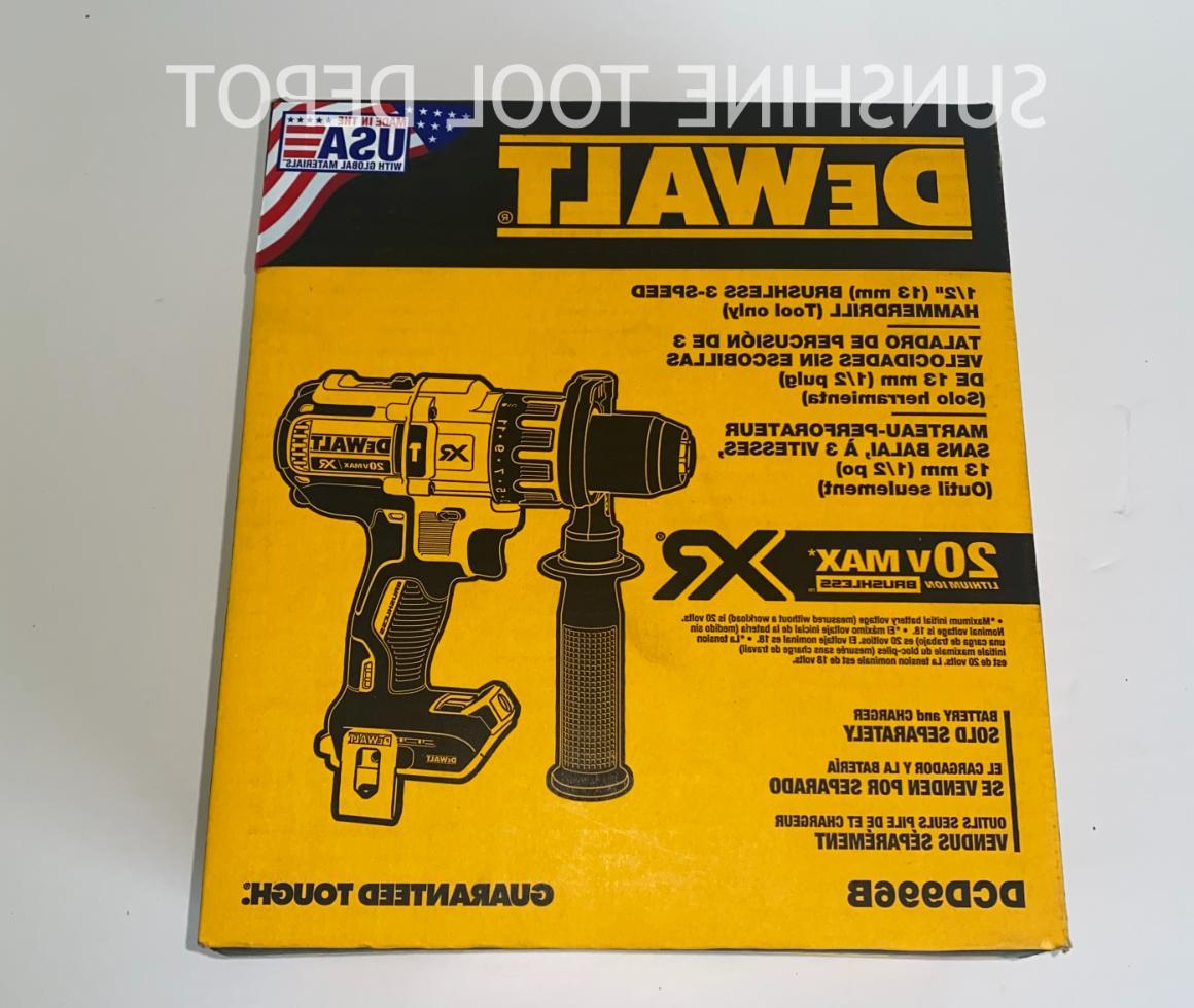 dcd996b 20v max xr brushless cordless 1