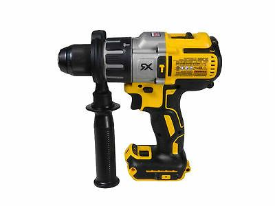 "Dewalt XR Li-ion 3-speed 1/2"" Hammer"