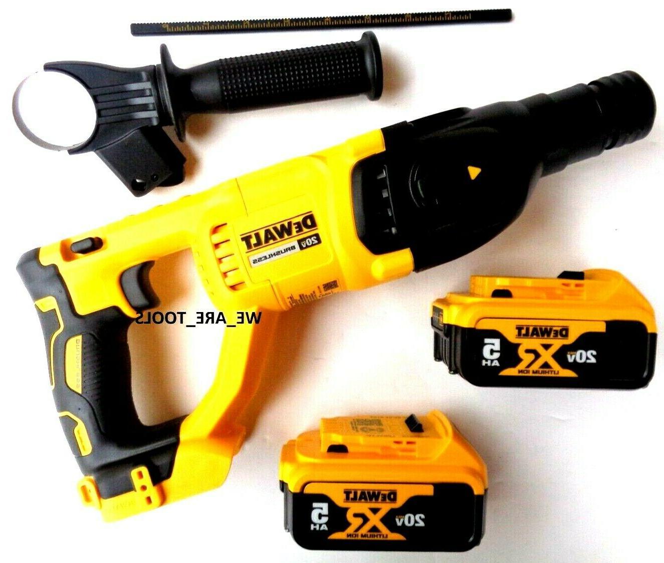 SDS Hammer Drill, 20 Volt