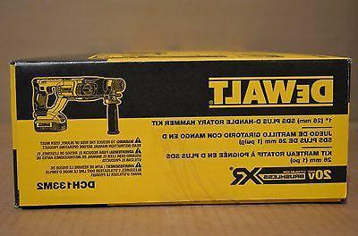 DeWALT DCH133M2 XR Rotary Hammer