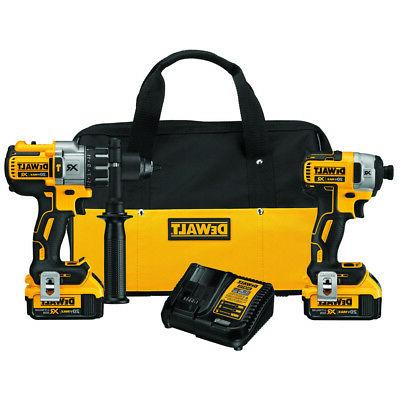 dck299m2 max brushless hammer drill