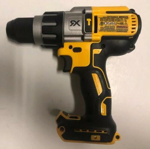 DEWALT DCD996 Volt Max XR Brushless Hammer Drill/Drill Driver