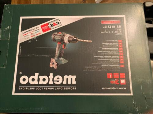 Metabo BS 18 BL Powered