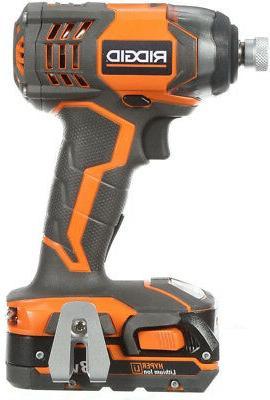 Drill/Driver18-Volt Cordless Driver Bag