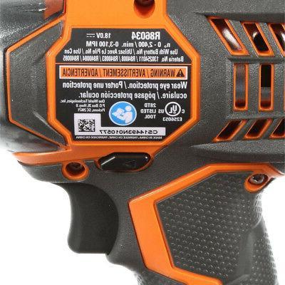 Drill/Driver18-Volt Cordless Impact Driver Bag