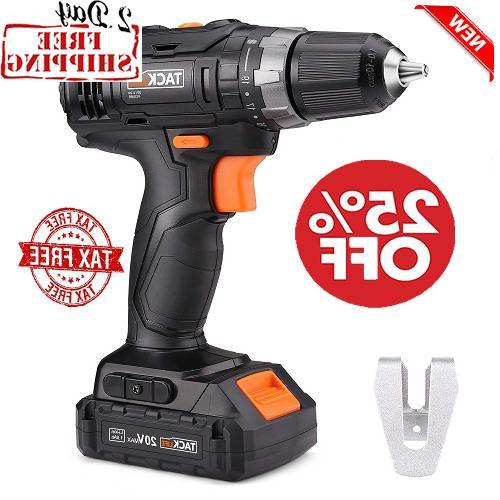 drill pcd06b 20v max lithium ion 3