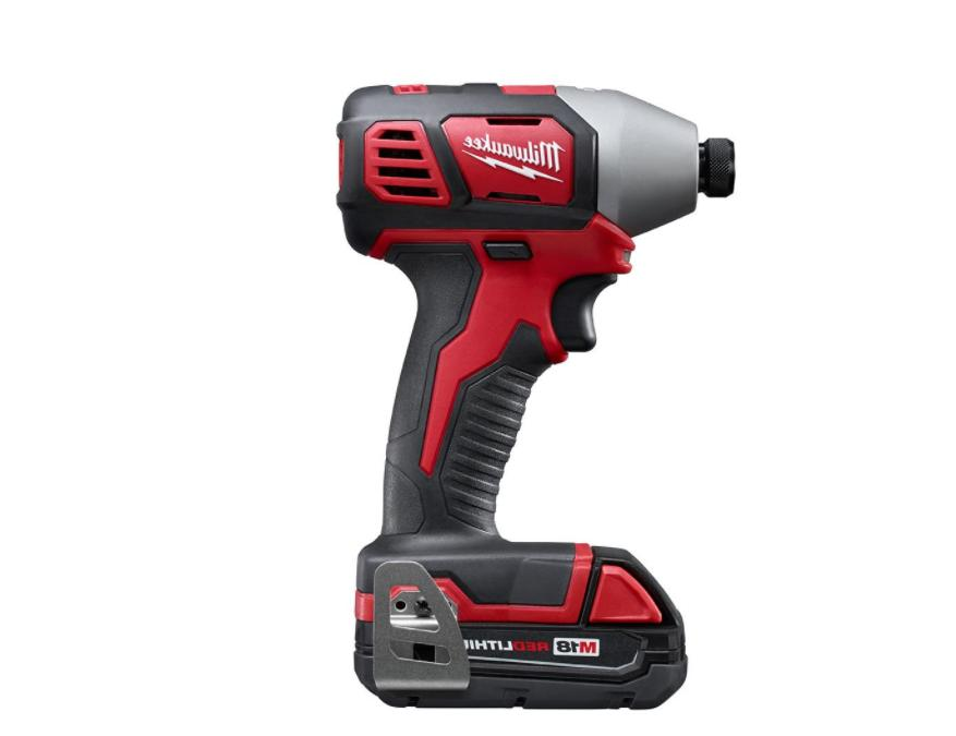 Milwaukee Drill Set Cordless Drill Driver Combo With Bag