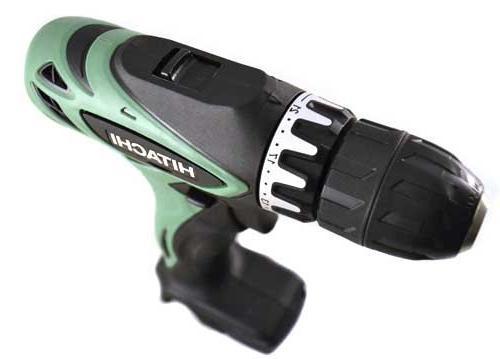 Hitachi 10.8 12 Cordless Drill/Driver