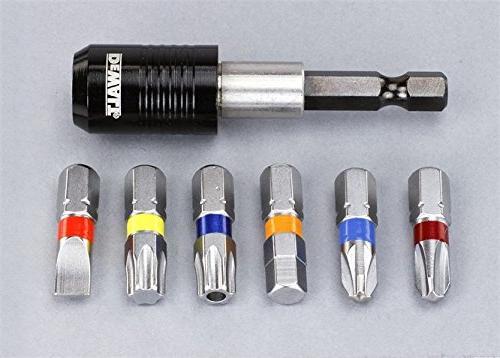 dt7969qz screwdriver bit set