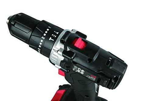 Eisen 20V Position LED 1.5Ah Lithium-ion and Charger & Piece and Bit Accessory Set Compact