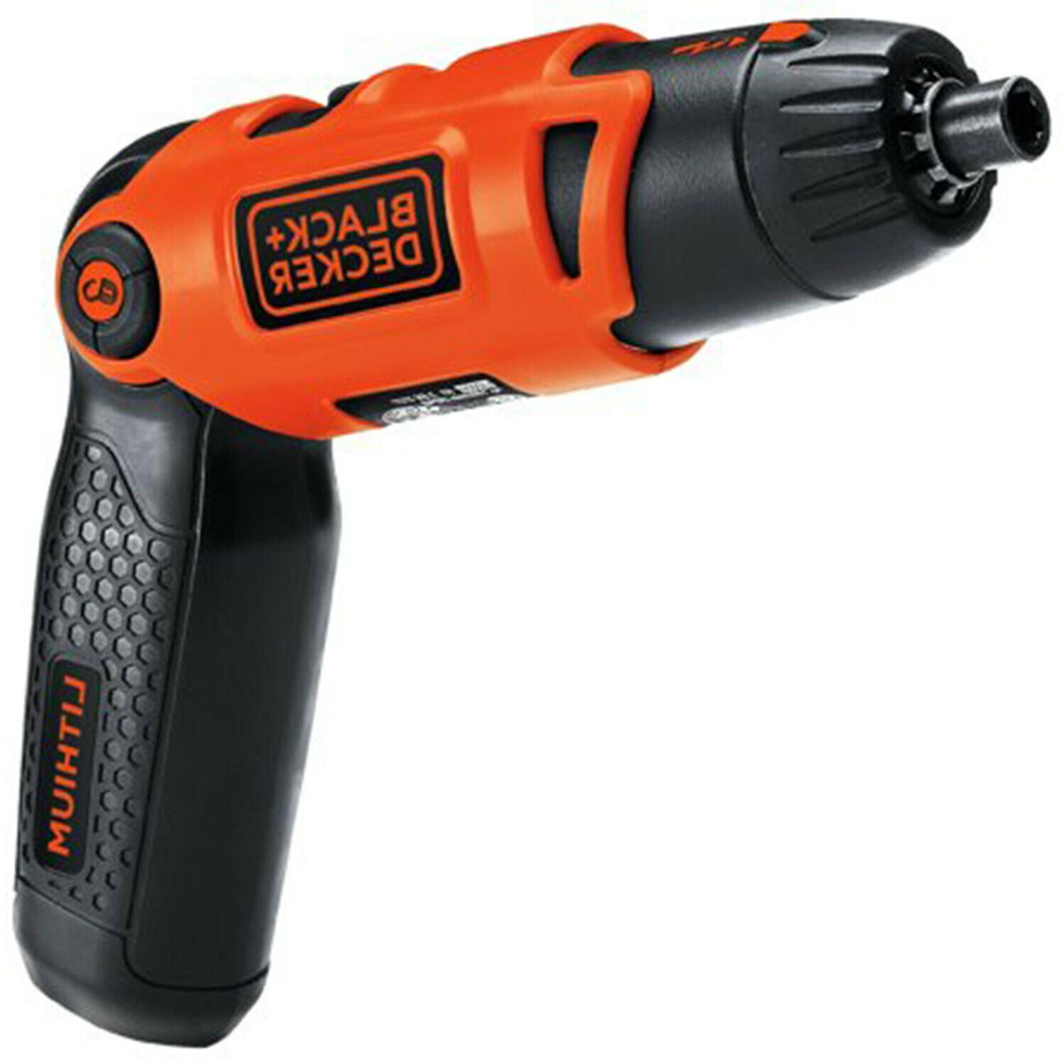 Electric Cordless Drill Power Driver Set
