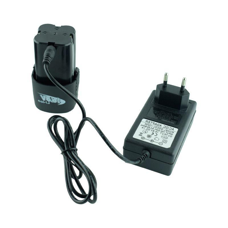 Electric <font><b>Battery</b></font> <font><b>Charger</b></font>, 12V 16.8v 21V 25V Li-Ion Plug