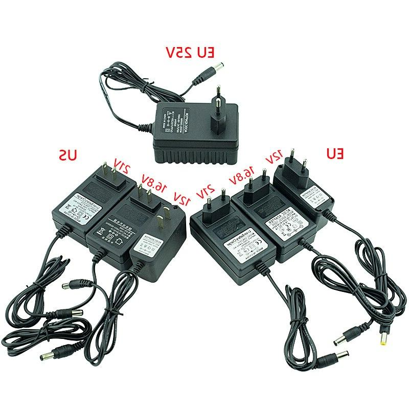 Electric <font><b>Battery</b></font> 21V <font><b>Charger</b></font> Specification Plug