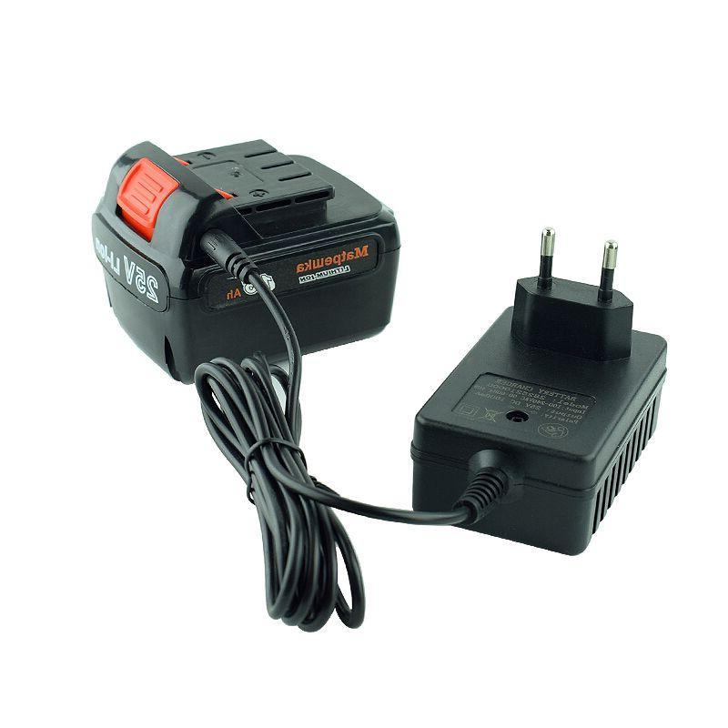 Electric Electric <font><b>Battery</b></font> 16.8v 21V <font><b>Charger</b></font> Plug