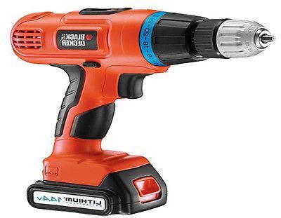 Black & Decker 220 Cordless Drill 14V 240v