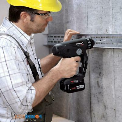 Panasonic Dual 14.4v/18v SDS+ Hammer Drill Driver inc 2x
