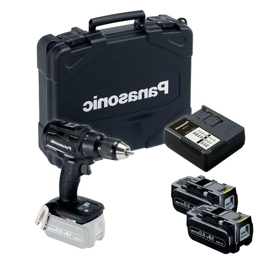 Panasonic Dual Voltage 14.4v/18v inc