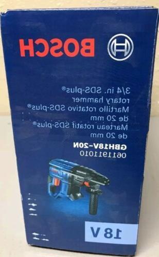 BOSCH 18V 3/4 In. Hammer