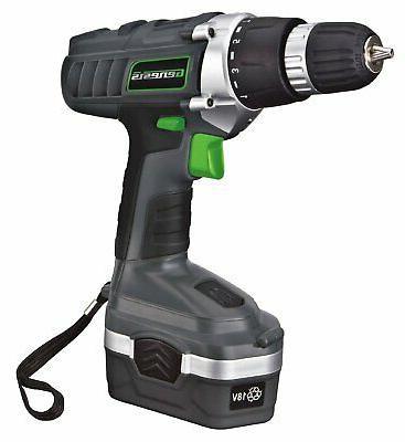 gcd18bk cordless drill driver kit
