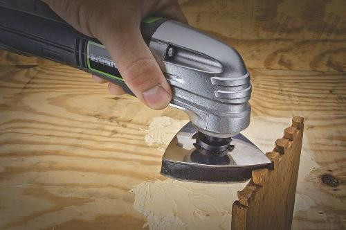 Genesis GL12DHOK2 12V Combo Kit-3/8-Inch Drill, Oscillating Tool, and 65 3-Piece
