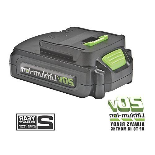 Genesis GLAB20A Battery