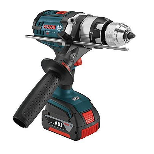 Bosch HDH181X01RT Cordless Lithium-Ion in. Tough Hammer Drill Driver with Active Technology