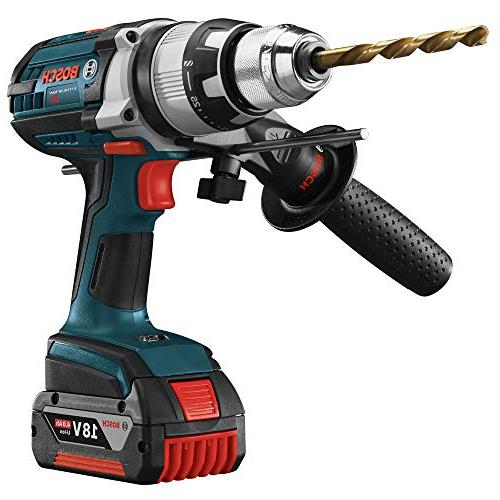 Lithium-Ion Tough Drill with Response Technology
