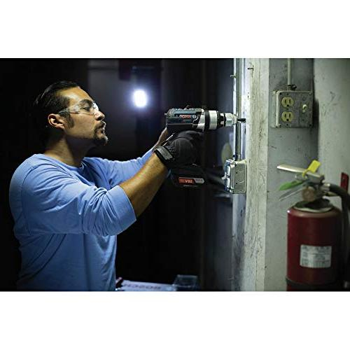 Bosch Lithium-Ion 1/2 Brute Tough Drill with Active Technology