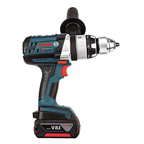 Bosch Lithium-Ion 1/2 Tough Driver with Active Technology