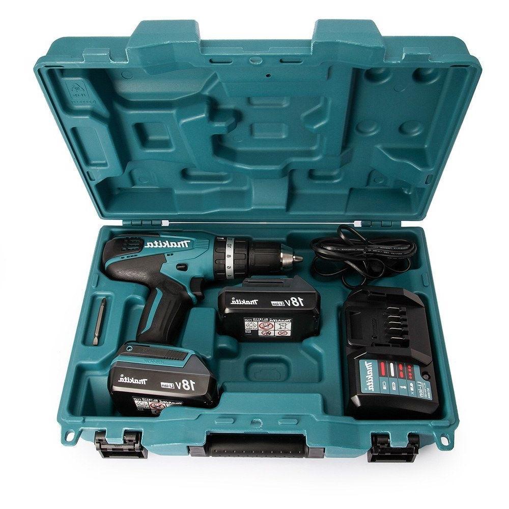 Makita HP457DWE Capacity G-series