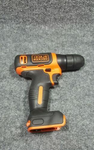 Black Decker 12V Lithium Drill