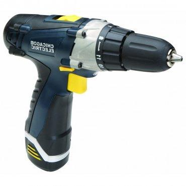 lithium ion cordless drill driver