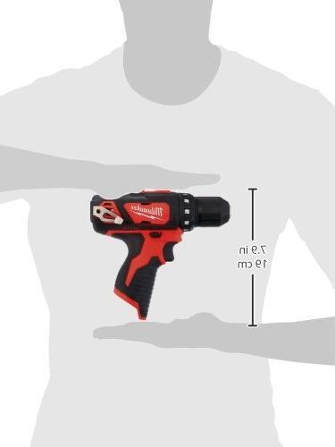 Milwaukee 12V Drill