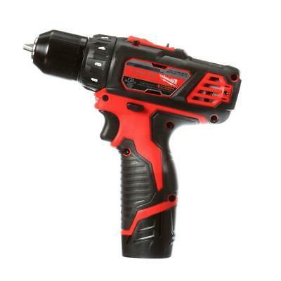 M12 in Drill/Driver Kit Lithium-Ion W/