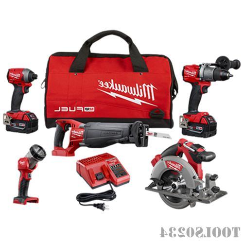 m18 fuel 4 combo kit