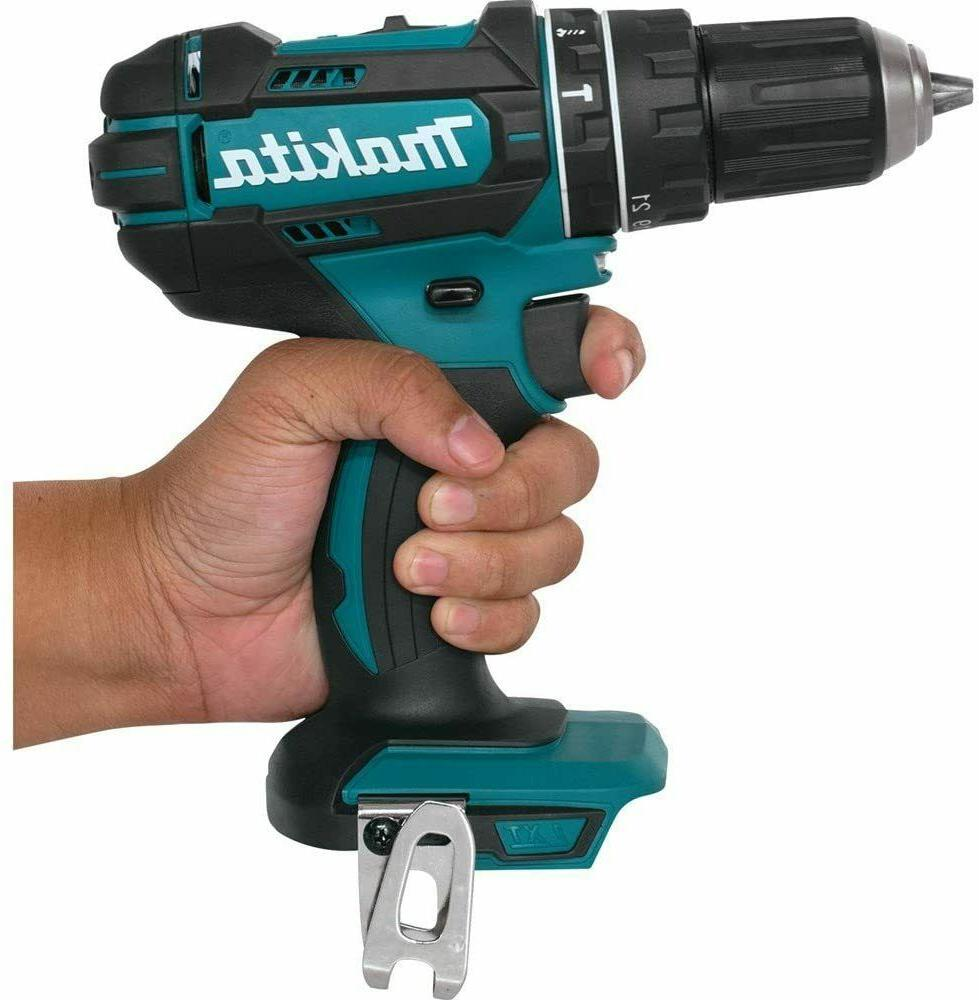 Makita XPH10Z LXT Lithium-Ion Hammer Driver-Drill