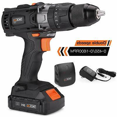 max cordless drill driver set
