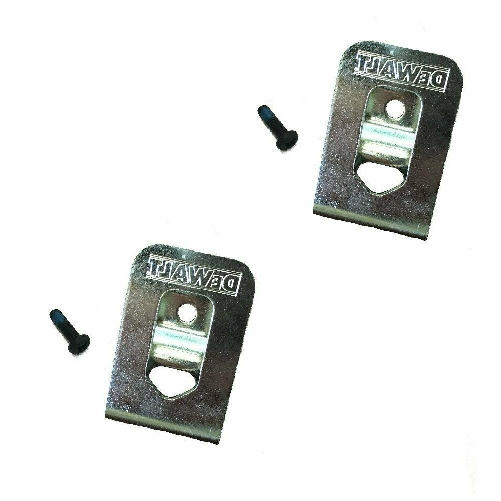 n268241 belt hook kit 2 pack
