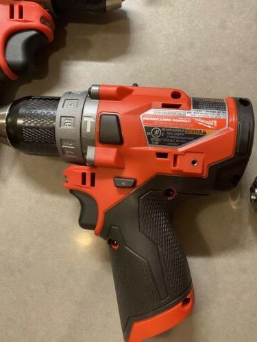 New Milwaukee Hammer 2504-20 M12 FUEL