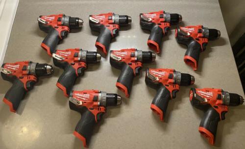 new 10 hammer drill drivers 2504 20