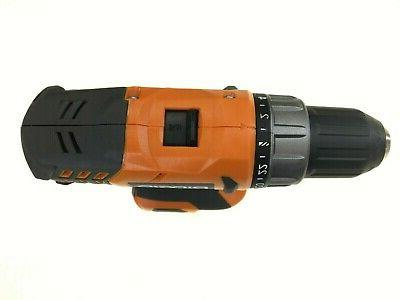 NEW 18 LITHIUM-ION COMPACT DRILL DRIVER - R860052