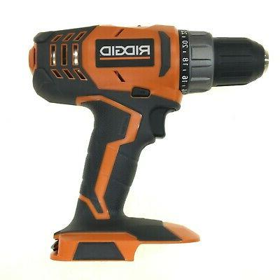 NEW VOLT LITHIUM-ION COMPACT CORDLESS DRILL / R860052
