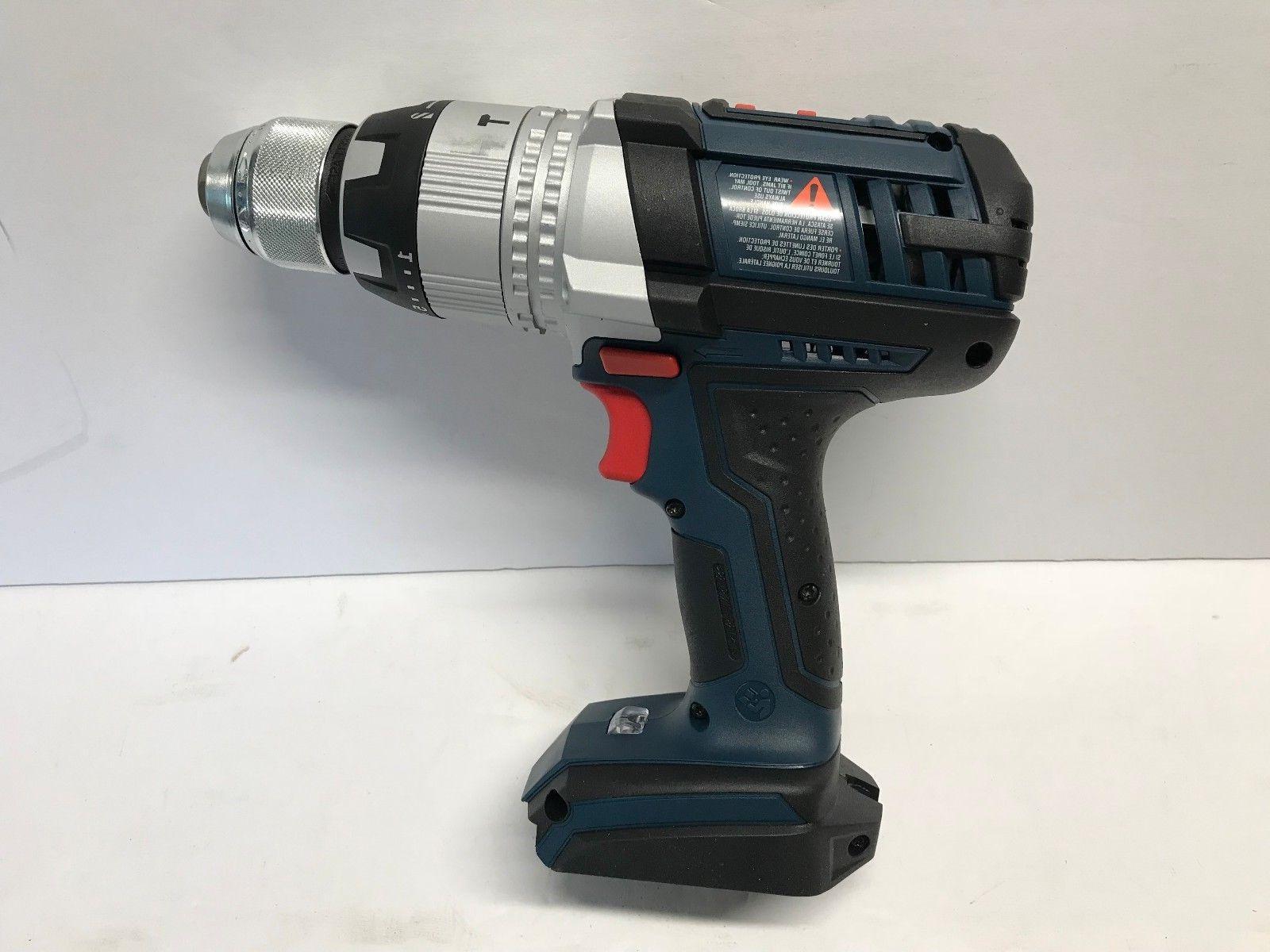 "NEW 18v Hammer Drill 1/2"" HDH181X Lithium LED"