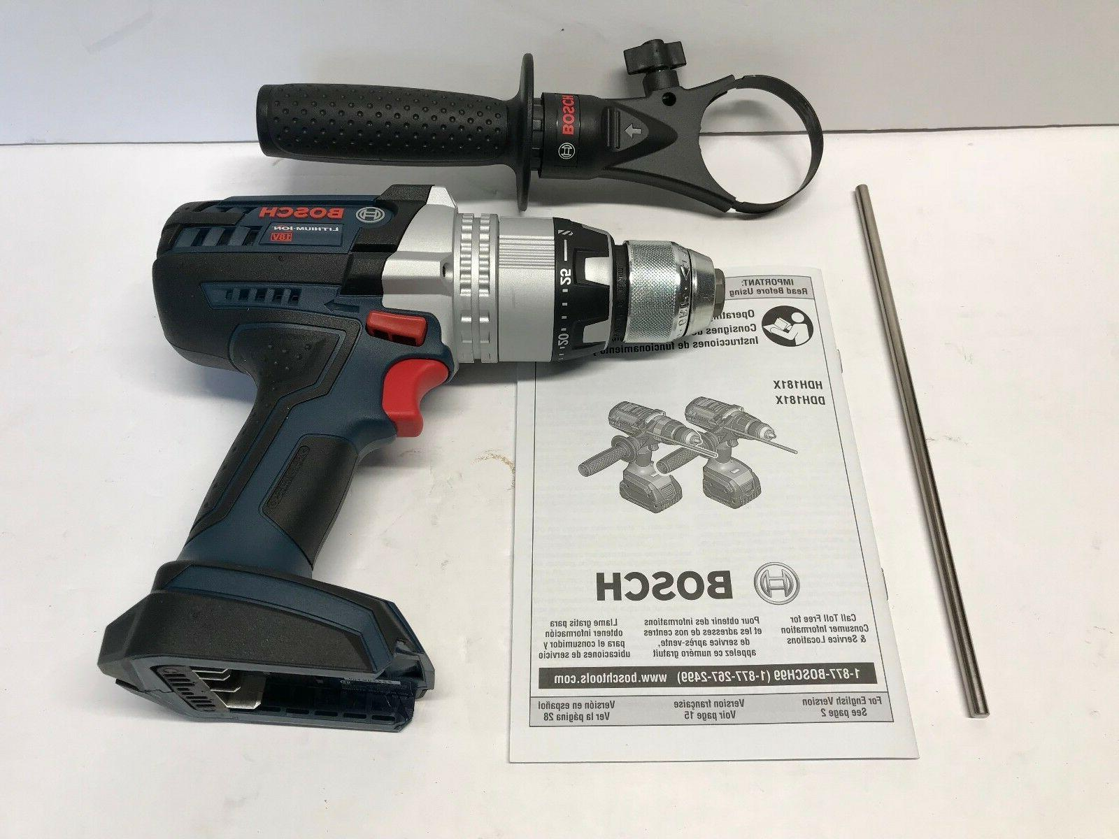 NEW Hammer Drill Chuck HDH181X Lithium Ion