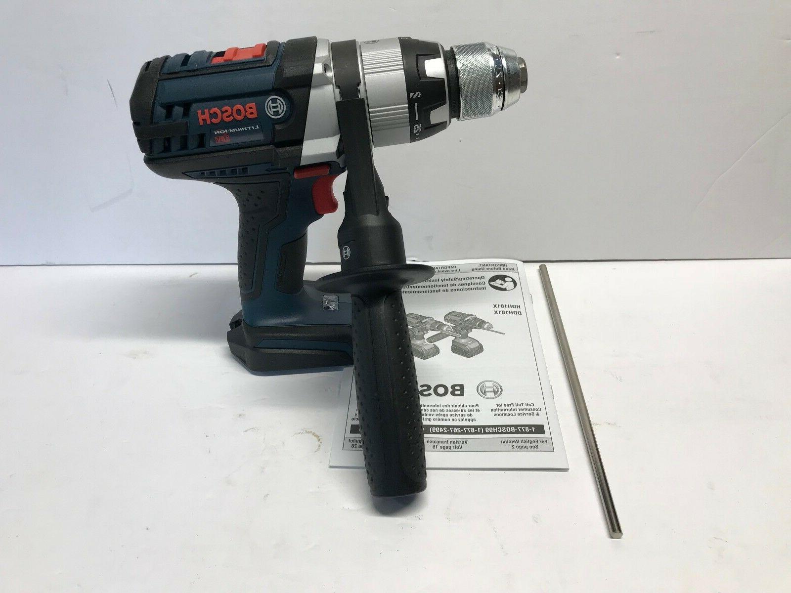 new 18v cordless hammer drill 1 2