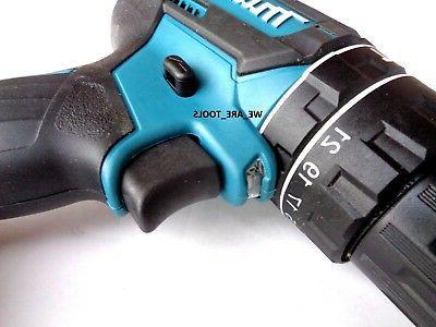 New Makita Cordless Drill Driver 18 Volt LXT