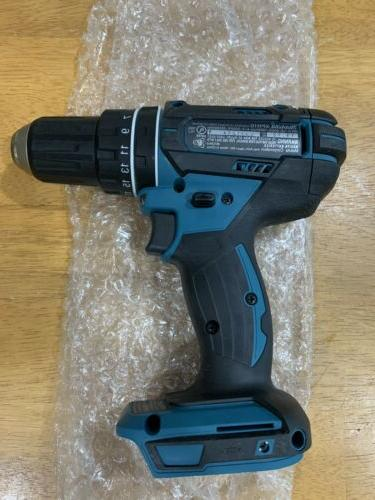 "New Makita Cordless 1/2"" Hammer Driver Volt LXT Tool only"