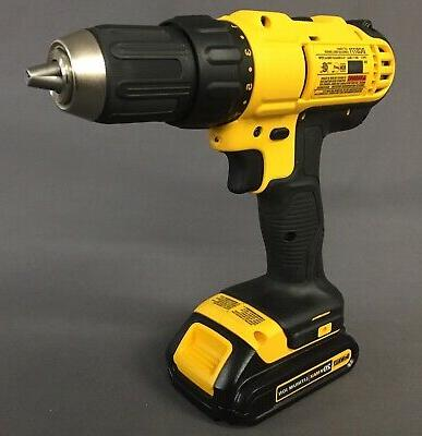 New Lithium-Ion 1/2 Drill/Driver DCD771C2